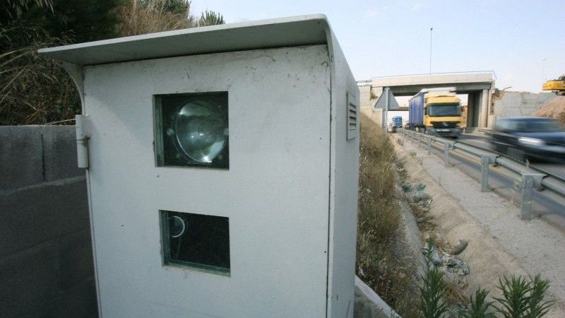 20, radares, multas, carreteras, españolas,