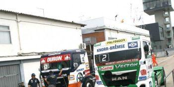 DGT, dispositivo, especial, gran premio de España, camiones,