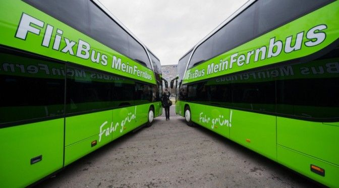 Autobuses de FlixBus