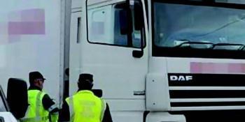 DGT, comunicará, pérdida, puntos, conductores profesionales, Ministerio de Fomento,