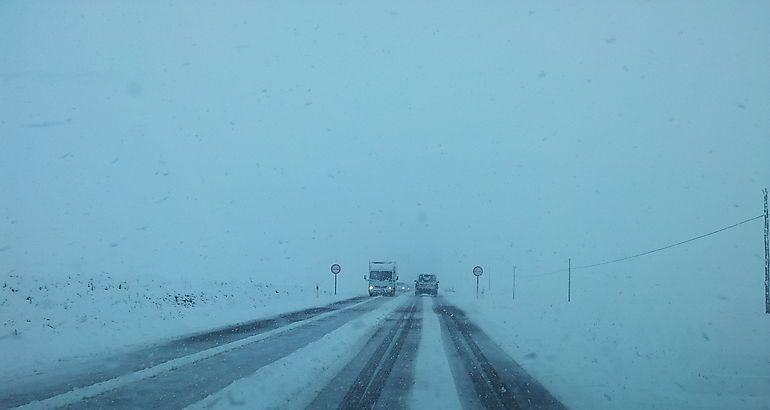 puertos, carreteras, cortadas, tráfico, temporal, nieve,
