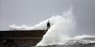 España, alerta, aviso, viento, nieve, lluvia, fenómenos, costeros,