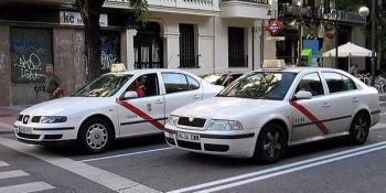 taxistas, Madrid, taxi, compartido,