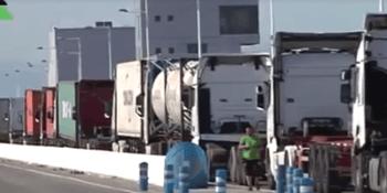 empresas, transporte, acabar, colas, Algeciras,
