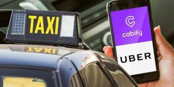 Uber, Cabify, denunciados, exceso, jornada, laboral, conductores,
