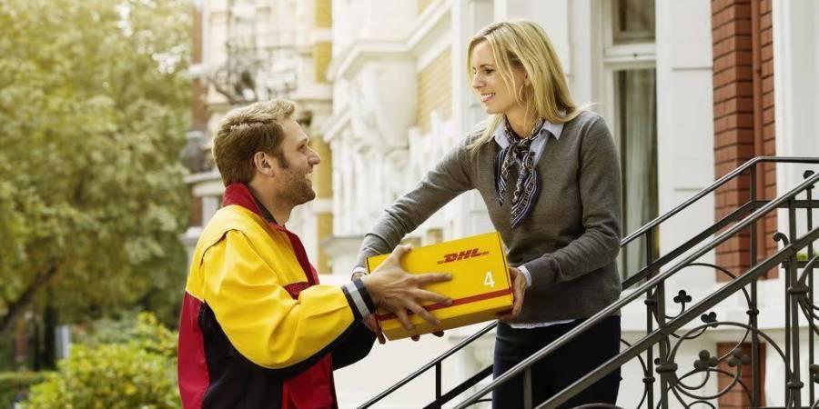 DHL, Magento, unen, comercio, online,