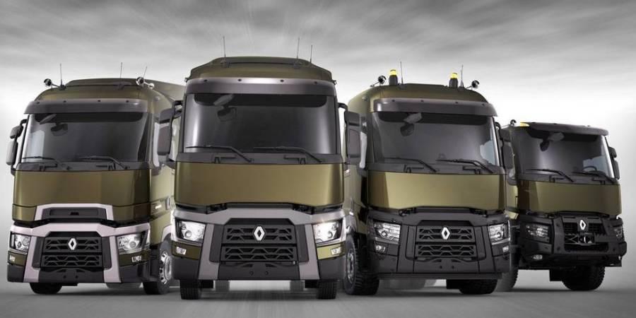 Renault Trucks, camiones, ocasión, venta, página web, presenta,