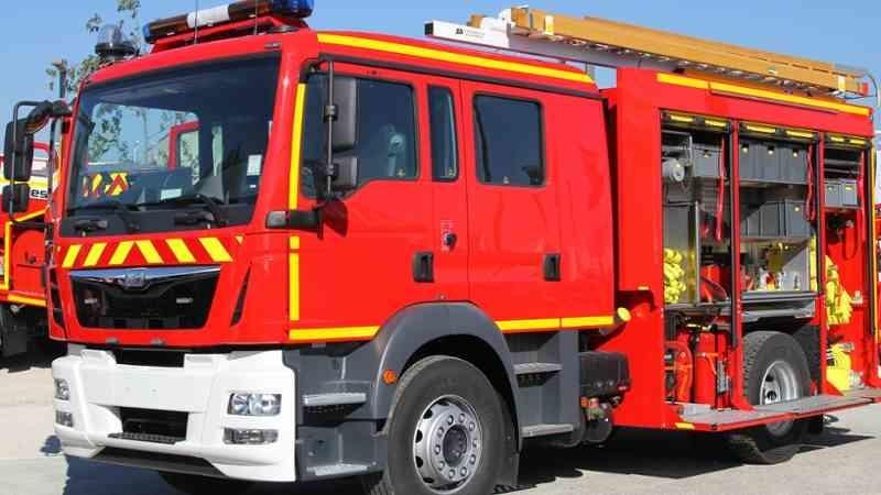 rescatado, camionero, colgando, precipicio, Cuenca,