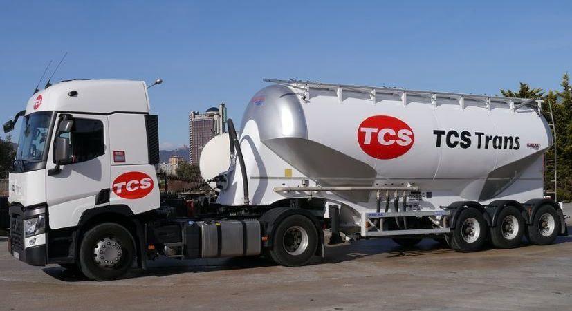 La empresa de transportes tcs trans se traslada de for Empresas de transporte en tenerife