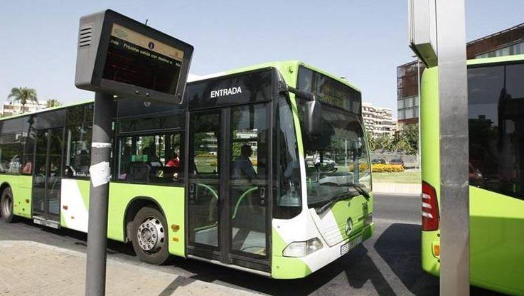 Córdoba, autobús, municipal, convocan, huelga,