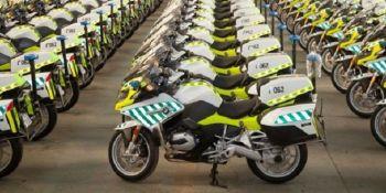 BMW, entrega, 291, motocicletas, DGT,