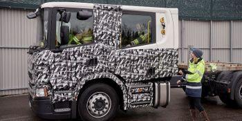Cabinas, Scania, añadir, solucionar, problemas, desplazamiento, características, unicas,