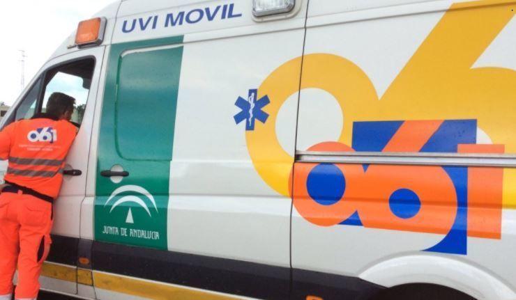 fallecidos, heridos, colisión, turismo, camión, A-7