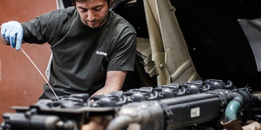 gama, talleres, fabricante, Scania, camiones, clientes, fidelidad, seguridad,