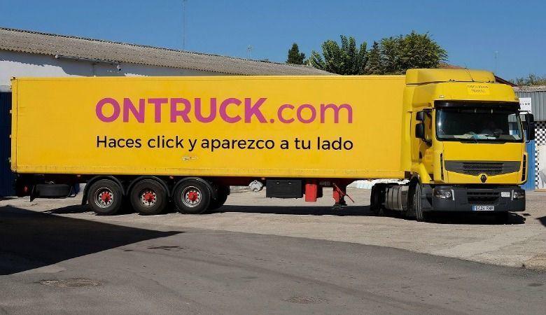 consolida, OnTruck, plataforma, cargas, clientes, carretera, España,. 2017,