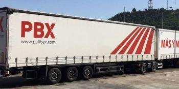 Palibex, incorpora, flota, megatruck, megacamión, rutas, flota, transporte, empresa, España,
