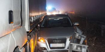 Accidente, autopista, A-3, carreteras, Alemania,