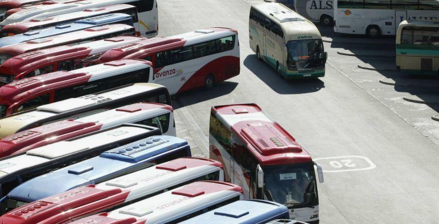 CONFEBUS, medidas, transporte, autobús, encrucijada,