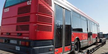 autobuses, Ayuntamiento, Zaragoza, La Habana,