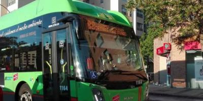 convocatoria, huelga, autobuses, transporte, público, Madrid,