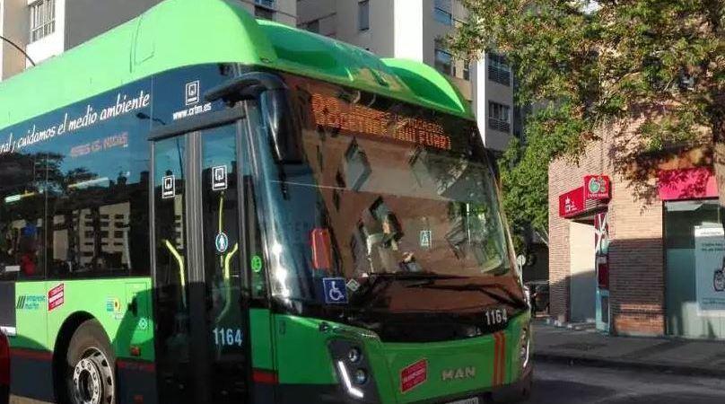 jueves, convocatoria, huelga, transporte, viajeros, autobús, Madrid,
