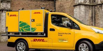 DHL, Deutsche Post, adquiere, eléctricos, flota,