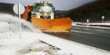 estado, carreteras, tramos, kilómetros, afectados, nevadas, seguridad vial, informacion,