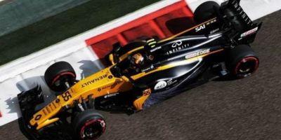 BP, Castrol Renault, Formula 1,