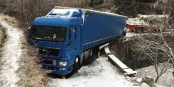 camiones, perdidos, GPS, Galicia,