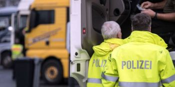campaña, control, transporte, carretera, Tispol,