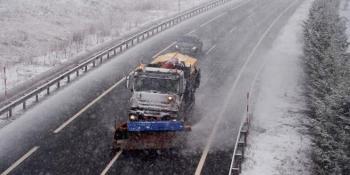 Autopistas activa dispositivo de vialidad invernal en AP-6, AP-61 y AP-51 por riesgo de nieve