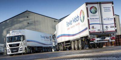 semirremolques, Schmitz, transporte, alimentos, Reino Unido,