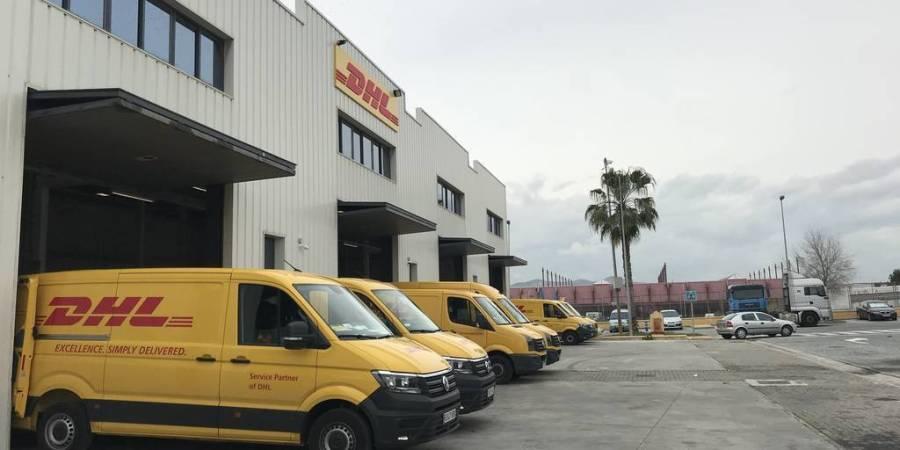DHL, inversión, Málaga, sede, delegación,