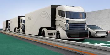 camiones, autónomos, transporte, logística, conductores,