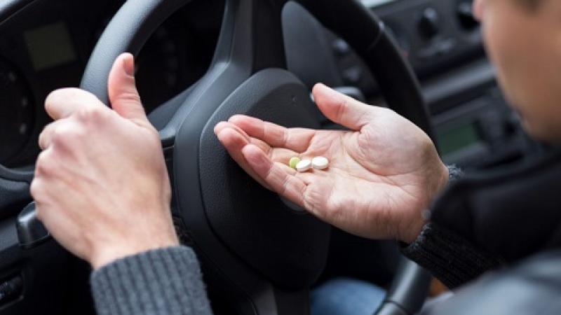 medicamentos, conducción, controles, drogas, positivo, marcas, controles,