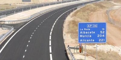 Ministerio de Fomento, rescate autopista, Ap-36