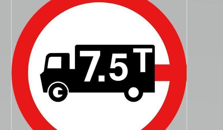 restricciones, camiones, 2.019, País Vasco, circulación,