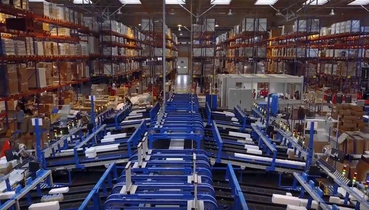 almacenamiento, XPO Logistics, medicamentos, Francia, preparación, innovador, sistema,