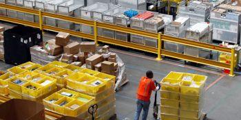 Amazon, Reino Unido, empleados, baño, orinar, trabajo, empresa, operarios,