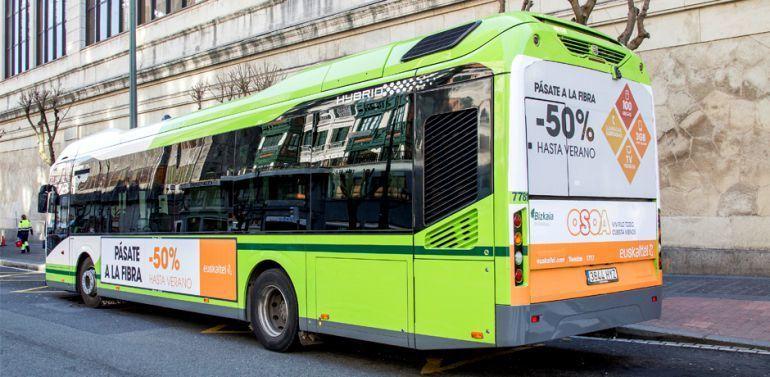 conductor, autobús, Bizkaibus, agresión, sexual,