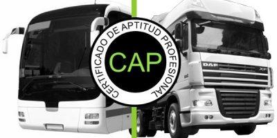 curso, CAP, conductores, horas, presenciales, 35, trabajo,