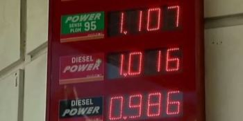diferencia, gasolineras, combustible, «low cost».