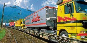 Granada, autopista, ferroviaria, Europa, Francia, Alemania, camiones, viajar,