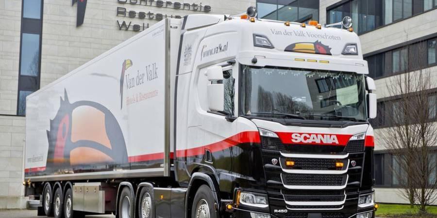 razones, elegir, camiones, Scania, distribución,