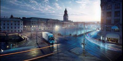 eléctricos, tecnología, Volvo Trucks, baterías, camiones, autobuses,