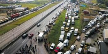 gobierno, Brasil, posible, huelga, camioneros, actualidad, internacional,