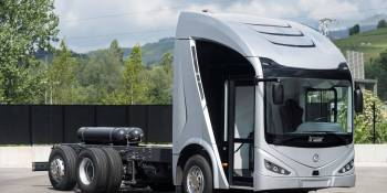 Irizar, fabricante, camión, eléctrico, fabricante, motores, autobuses,