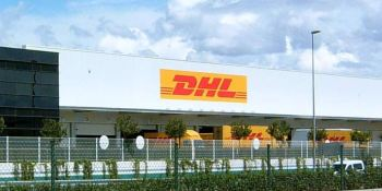 nueva, nave, DHL Express, plataforma, logística, Zaragoza,