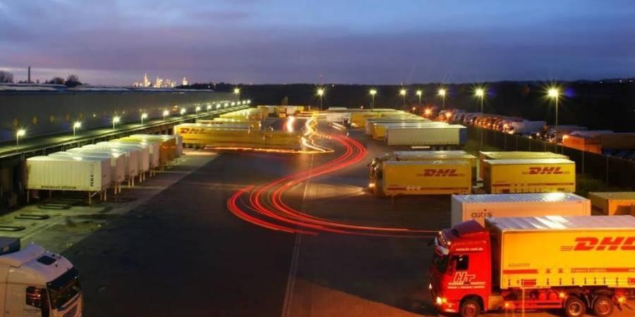 DHL, inaugura, línea, transporte, terrestre, Alemania,
