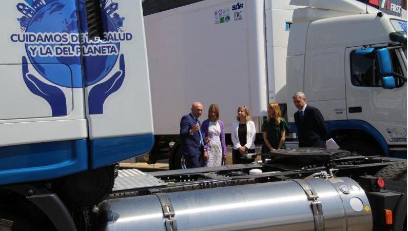 suministro, transportistas, Corredor del Mediterráneo, Disfrimur, Gas Natural, gasineras,